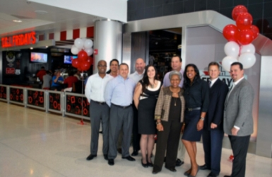 First T.G.I. Friday's Opens at Miami International Airport