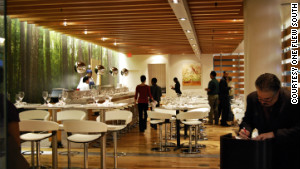 Air Fare: The World's Best Airport Restaurants