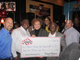 T.G.I. Friday's Crown the 'World Bartending Champion' and Raise Money for Local Atlanta Youth